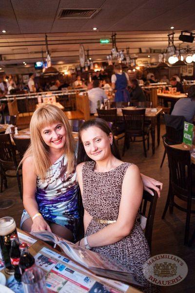 Старт 203-го фестиваля живого пива «Октоберфест», 20 сентября 2013 - Ресторан «Максимилианс» Самара - 09