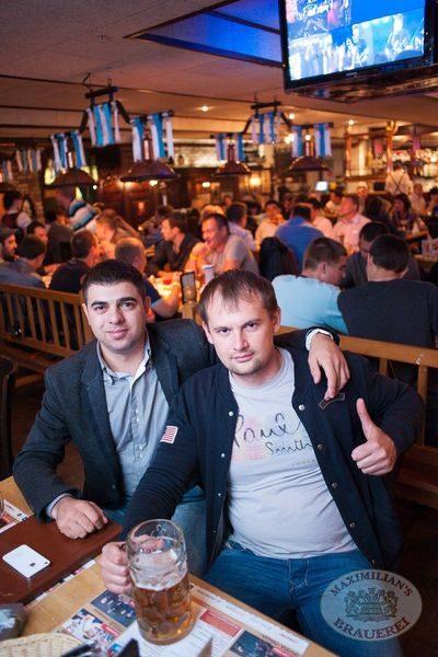 Старт 203-го фестиваля живого пива «Октоберфест», 20 сентября 2013 - Ресторан «Максимилианс» Самара - 20