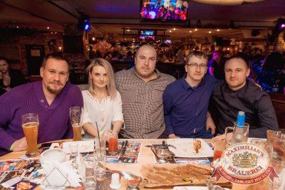Super ПЯТНИЦА, 1 декабря 2017 - Ресторан «Максимилианс» Самара - 38