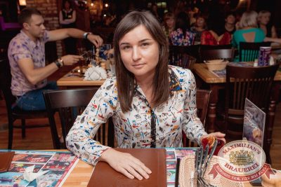 Super ПЯТНИЦА, 1 сентября 2017 - Ресторан «Максимилианс» Самара - 32