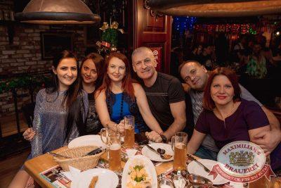 Super ПЯТНИЦА, 5 января 2018 - Ресторан «Максимилианс» Самара - 53