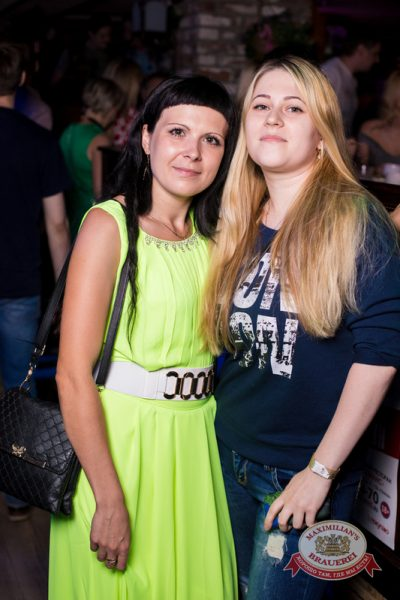 Света, 22 мая 2014 - Ресторан «Максимилианс» Самара - 06