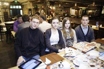 Tommy Finke, 17 ноября 2013 - Ресторан «Максимилианс» Самара - 04