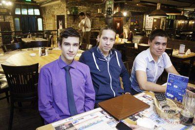 Tommy Finke, 17 ноября 2013 - Ресторан «Максимилианс» Самара - 05