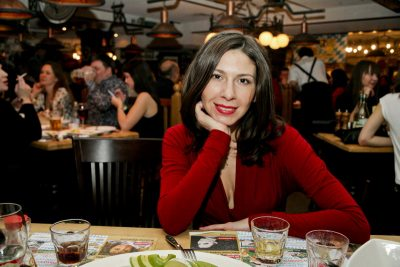 USB v/s Колчин, 23 ноября 2012 - Ресторан «Максимилианс» Самара - 19