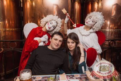 День святого Валентина: история любви, 14 февраля 2017 - Ресторан «Максимилианс» Самара - 37