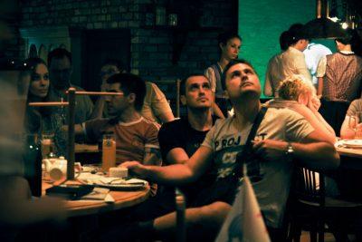 Вечер 8 июня 2012 в «Максимилианс» - Ресторан «Максимилианс» Самара - 15