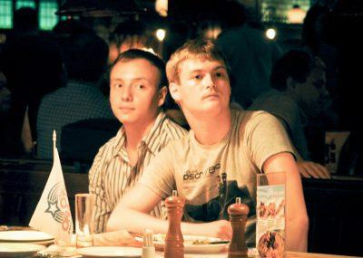 Вечер 8 июня 2012 в «Максимилианс» - Ресторан «Максимилианс» Самара - 17