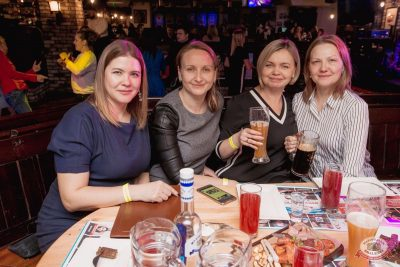 Вечер встречи выпускников, 1 февраля 2019 - Ресторан «Максимилианс» Самара - 50