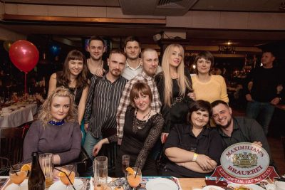 Вечер встречи выпускников, 3 февраля 2018 - Ресторан «Максимилианс» Самара - 44