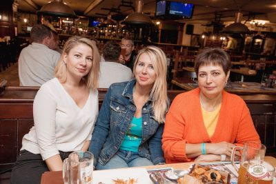 Вечеринка «Ретро FM», 18 октября 2019 - Ресторан «Максимилианс» Самара - 45