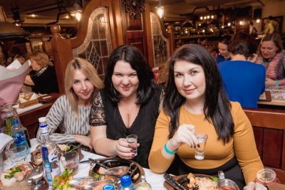 Вечеринка «Ретро FM», 18 октября 2019 - Ресторан «Максимилианс» Самара - 50