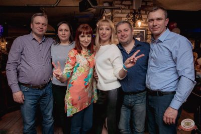 Вечеринка «Ретро FM», 19 апреля 2019 - Ресторан «Максимилианс» Самара - 53