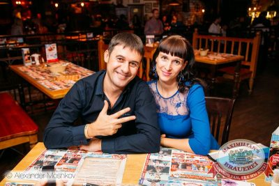 Вера Брежнева, 15 октября 2015 - Ресторан «Максимилианс» Самара - 21