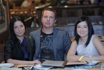Вера Брежнева, 31 мая 2012 - Ресторан «Максимилианс» Самара - 08
