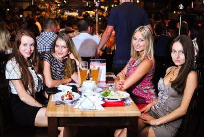 ВИА «Волга-Волга», 17 августа 2012 - Ресторан «Максимилианс» Самара - 08