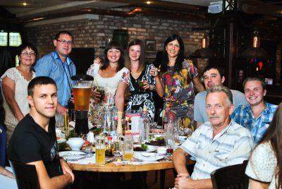 ВИА «Волга-Волга», 17 августа 2012 - Ресторан «Максимилианс» Самара - 11