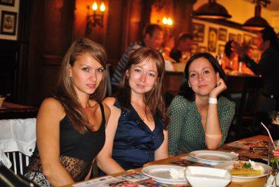 ВИА «Волга-Волга», 17 августа 2012 - Ресторан «Максимилианс» Самара - 15