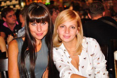 ВИА «Волга-Волга», 17 августа 2012 - Ресторан «Максимилианс» Самара - 16