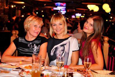 ВИА «Волга-Волга», 17 августа 2012 - Ресторан «Максимилианс» Самара - 18