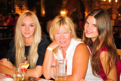 ВИА «Волга-Волга», 17 августа 2012 - Ресторан «Максимилианс» Самара - 19