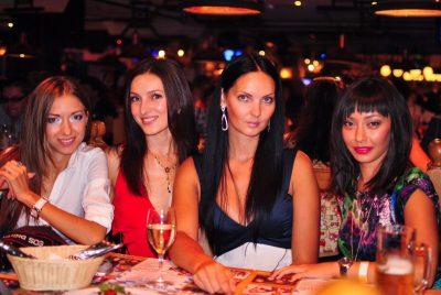 ВИА «Волга-Волга», 17 августа 2012 - Ресторан «Максимилианс» Самара - 20