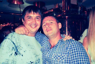 ВИА «Волга-Волга», 17 августа 2012 - Ресторан «Максимилианс» Самара - 26