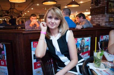 ВИА «Волга-Волга», 18 октября 2013 - Ресторан «Максимилианс» Самара - 27