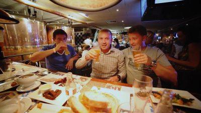 ВИА «Волга-волга» в «Максимилианс», 20 июля 2012 - Ресторан «Максимилианс» Самара - 10