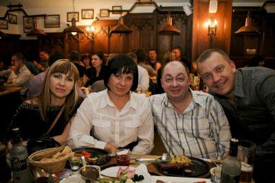 Владимир Кузьмин, 15 ноября 2012 - Ресторан «Максимилианс» Самара - 10
