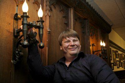 Владимир Кузьмин, 15 ноября 2012 - Ресторан «Максимилианс» Самара - 22