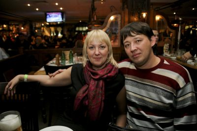 Владимир Кузьмин, 15 ноября 2012 - Ресторан «Максимилианс» Самара - 29