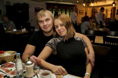 Владимир Кузьмин, 15 ноября 2012 - Ресторан «Максимилианс» Самара - 30