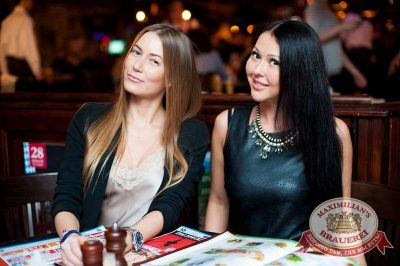 Владимир Кузьмин, 16 декабря 2015 - Ресторан «Максимилианс» Самара - 30