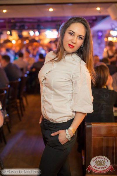 Владимир Кузьмин, 2 апреля 2015 - Ресторан «Максимилианс» Самара - 07