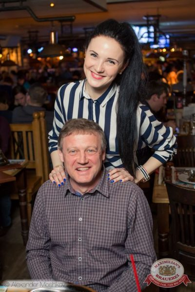 Владимир Кузьмин, 2 апреля 2015 - Ресторан «Максимилианс» Самара - 09
