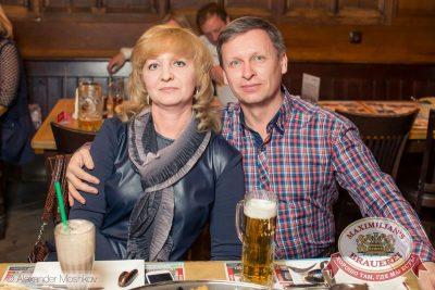 Владимир Кузьмин, 2 апреля 2015 - Ресторан «Максимилианс» Самара - 19