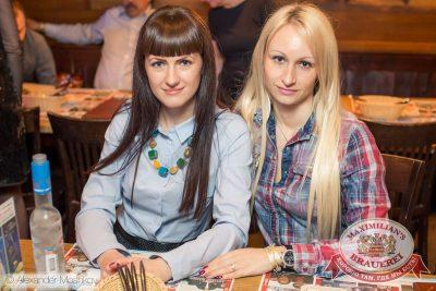 Владимир Кузьмин, 2 апреля 2015 - Ресторан «Максимилианс» Самара - 31