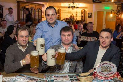 Владимир Кузьмин, 2 апреля 2015 - Ресторан «Максимилианс» Самара - 33