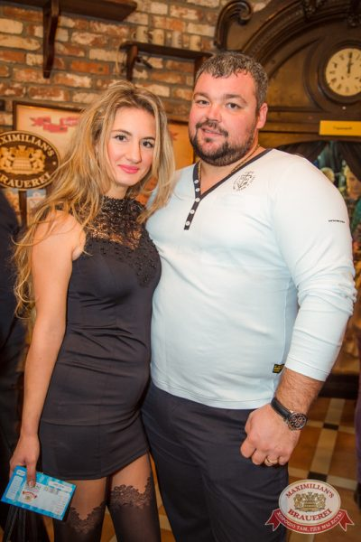 Владимир Кузьмин, 20 ноября 2014 - Ресторан «Максимилианс» Самара - 05