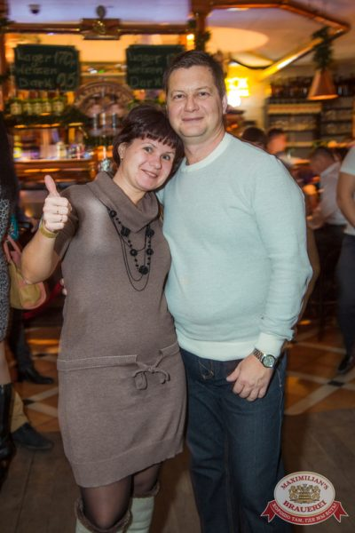 Владимир Кузьмин, 20 ноября 2014 - Ресторан «Максимилианс» Самара - 20