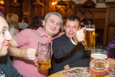 Владимир Кузьмин, 20 ноября 2014 - Ресторан «Максимилианс» Самара - 25