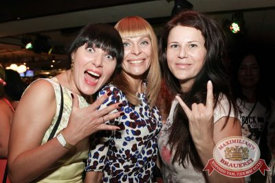 Владимир Кузьмин, 31 июля 2014 - Ресторан «Максимилианс» Самара - 24