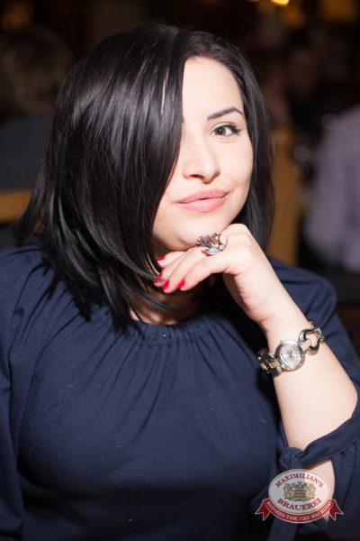 Владимир Кузьмин, 9 апреля 2014 - Ресторан «Максимилианс» Самара - 15