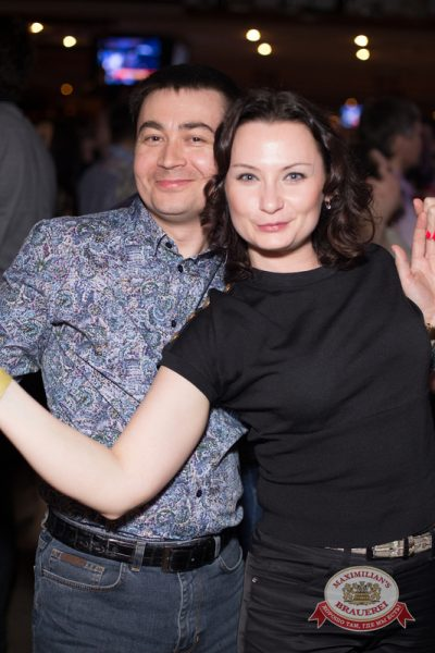 Владимир Кузьмин, 9 апреля 2014 - Ресторан «Максимилианс» Самара - 23