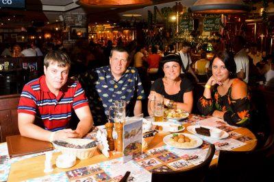 Владимир Кузьмин, 9 августа 2012 - Ресторан «Максимилианс» Самара - 07