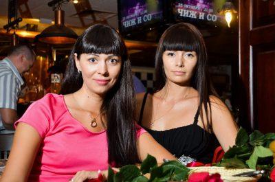Владимир Кузьмин, 9 августа 2012 - Ресторан «Максимилианс» Самара - 09