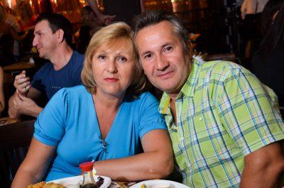 Владимир Кузьмин, 9 августа 2012 - Ресторан «Максимилианс» Самара - 11