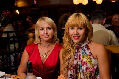 Владимир Кузьмин, 9 августа 2012 - Ресторан «Максимилианс» Самара - 12