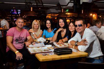 Владимир Кузьмин, 9 августа 2012 - Ресторан «Максимилианс» Самара - 18